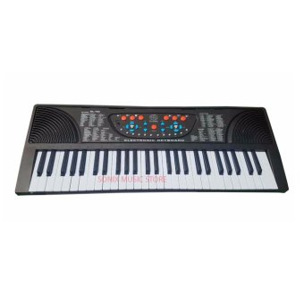 Global GL-700 Electronic Keyboard Piano (Black) Price Philippines