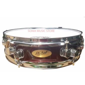 Global Steel Piccolo Snare Drum 14 x 3.5