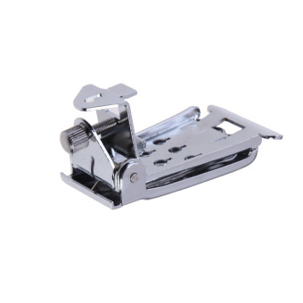 HKS Nickel Banjo Spring Action Cover Tailpiece Replacement For 5 String Plate (Intl) - picture 2