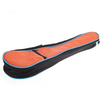HKS Ukulele Uke Soft Padded PU Gig Bag Case 21 Inch Orange - Intl - picture 2