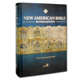 The New American Bible Revised Edition (Blue) Price Philippines