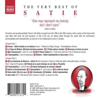 Harga Satie Very Best Of
