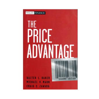 The Price Advantage 2nd Edition (Baker/Marn/Zawada) Price Philippines