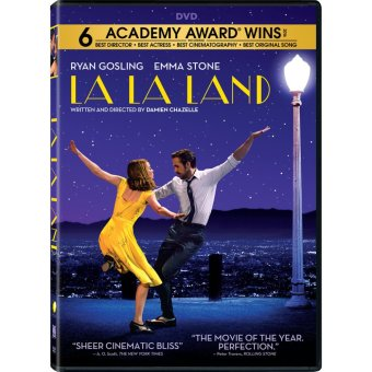 La La Land DVD9 Price Philippines