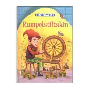 Harga WS First Readers (New)-Rumpelstiltskin