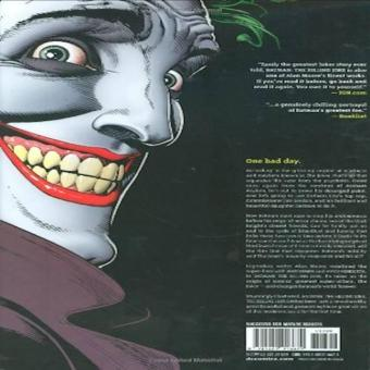 Harga Batman: The Killing Joke- Deluxe Edition