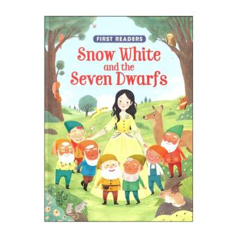 Harga WS First Readers (New)-Snow White & The Seven Dwarfs