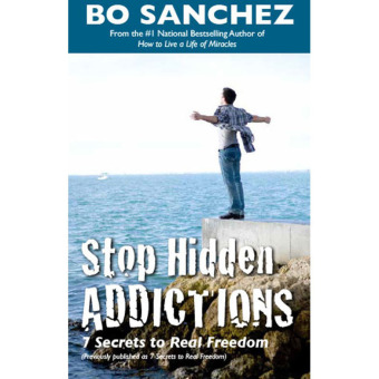 Stop Hidden Addictions (7 Secrets to Real Freedom) by Bo Sanchez Price Philippines