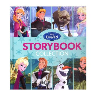Harga WS Disney Frozen Storybook Collection