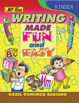 Writing Made Fun and Easy Kinder Price Philippines
