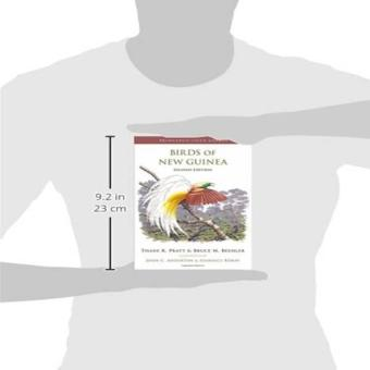 Birds Of New Guinea Second Edition Princeton Field Guides