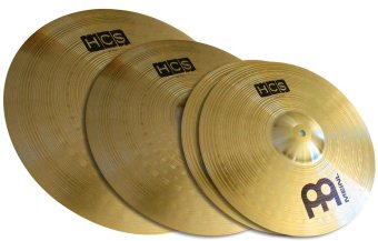 "Meinl 14""HH 16C 20""R New Player Cymbal Set Up Brass Price Philippines"