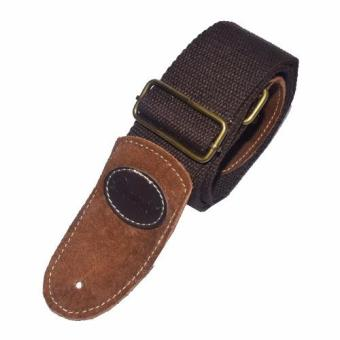 Harga Davis GSL-01 Guitar Strap (Brown)