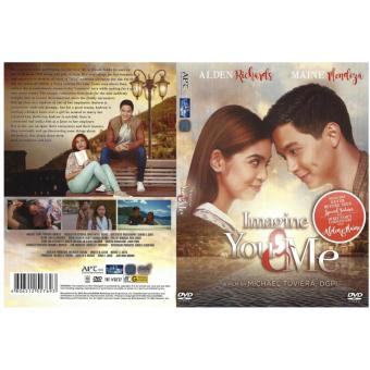 IMAGINE YOU AND ME DVD Price Philippines
