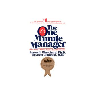 Harga The One Minute Manager by Kenneth H. Blanchard, Spencer Johnson