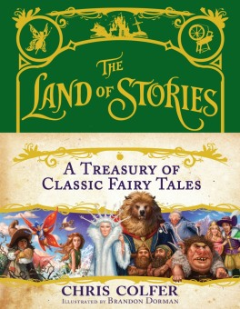Harga The Land of Stories: A Treasury of Classic Fairy Tales