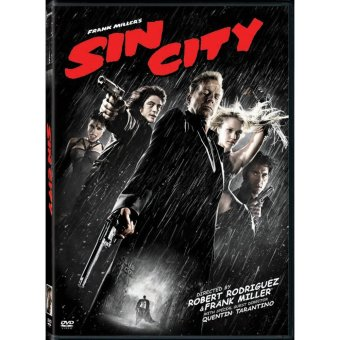 Harga Sin City DVD Movie