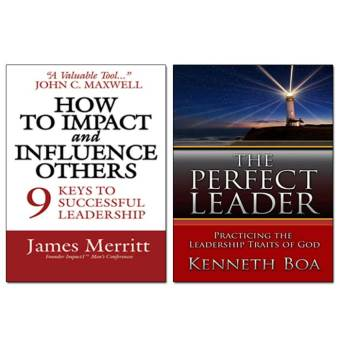 "Leadership Books: ""How To Impact and Influence Others"" and "" The Perfect Leader"" Price Philippines"