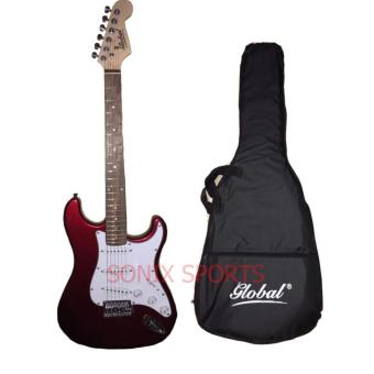 Harga Global Stratocaster Electric Guitar