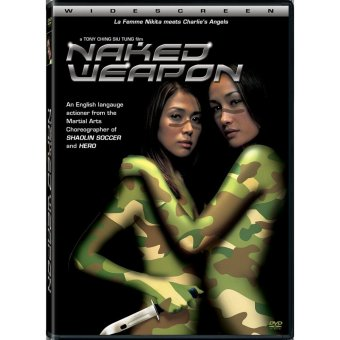 Harga Naked Weapon DVD Movie