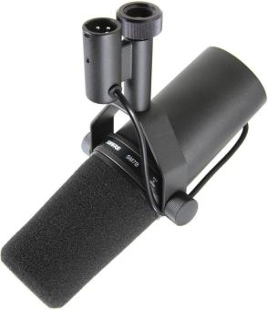 Shure SM7B Vocal Dynamic Microphone- Cardioid Price Philippines