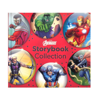 Harga Ws Marvel Storybook Collection Hb Avengers