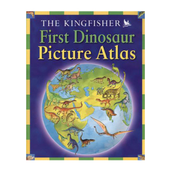 Harga WS First Dinosaur Picture Atlas