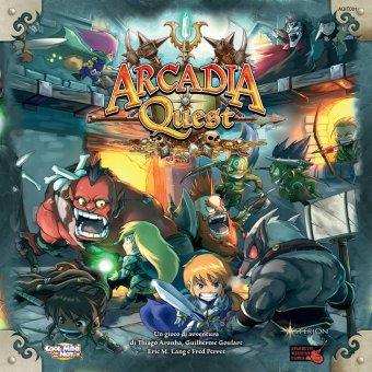 Arcadia Quest Board Game Price Philippines