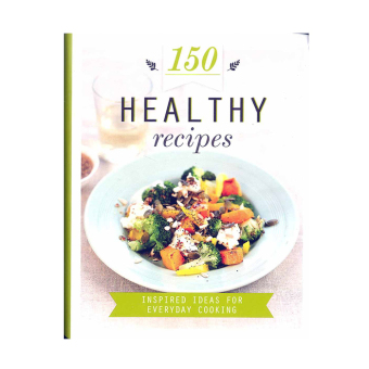 Harga WS 150 RECIPES - HEALTHY