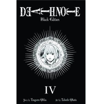 Death Note: Black Edition Vol. 4 Graphic Novel Price Philippines