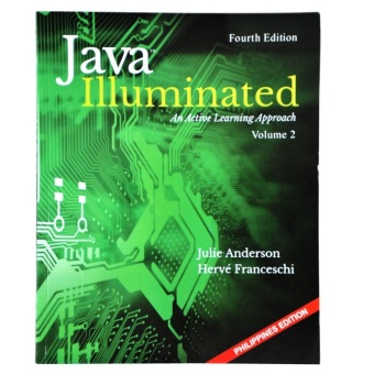 Java Illuminated Vol.2 4th ed. (Customized)Philippine Edition Book (Green)