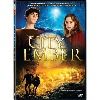 Harga City of Ember DVD Movie