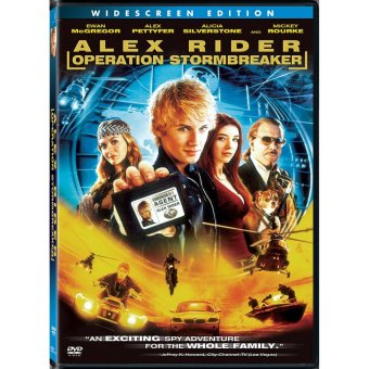 Harga Alex Rider: Operation Stormbreaker DVD (2006)