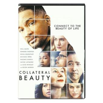 Harga Collateral Beauty DVD
