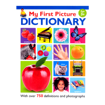 Harga WS MY FIRST PICTURE DICTIONARY (2013 EDITION)