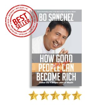 How Good People Like You Can Become Rich by Bo Sanchez Price Philippines
