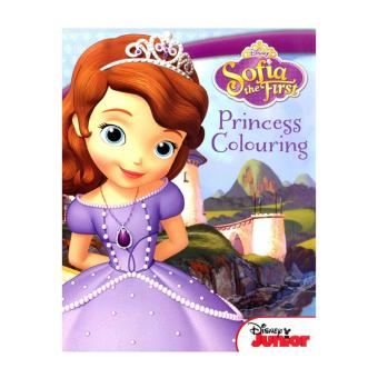 WS Disney Sofia The First - Princess Coloring Price Philippines