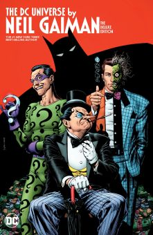 Harga The DC Universe By Neil Gaiman Deluxe Edition