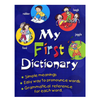 Harga WS My First Dictionary