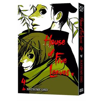 House of Five Leaves Vol. 4 Graphic Novel Price Philippines