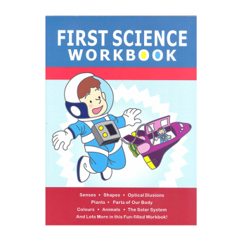 Harga WS FIRST SCIENCE WKBK 2016