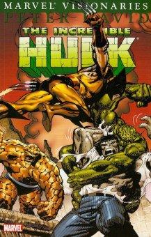 Incredible Hulk Visionaries Peter David Vol 4 TPB (2005)