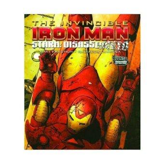 Invincible Iron Man Volume 4 Stark Disassembled TPB (2009)