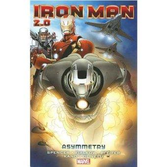 Iron Man 2.0 Vol 02 Asymmetry TPB