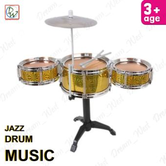 Jazz Drum Music Kids Toy Set - 2