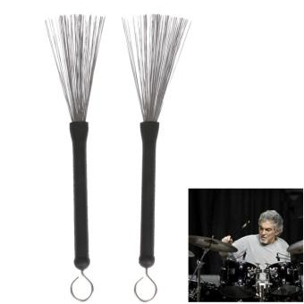 Jazz Drum Sticks Jazz Drum Brush Professional Drumsticks withHandle - intl - 3