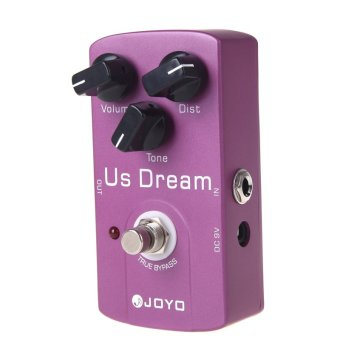 JF-34 US Dream Distortion Guitar Effect Pedal True BypassOutdoorfree - intl
