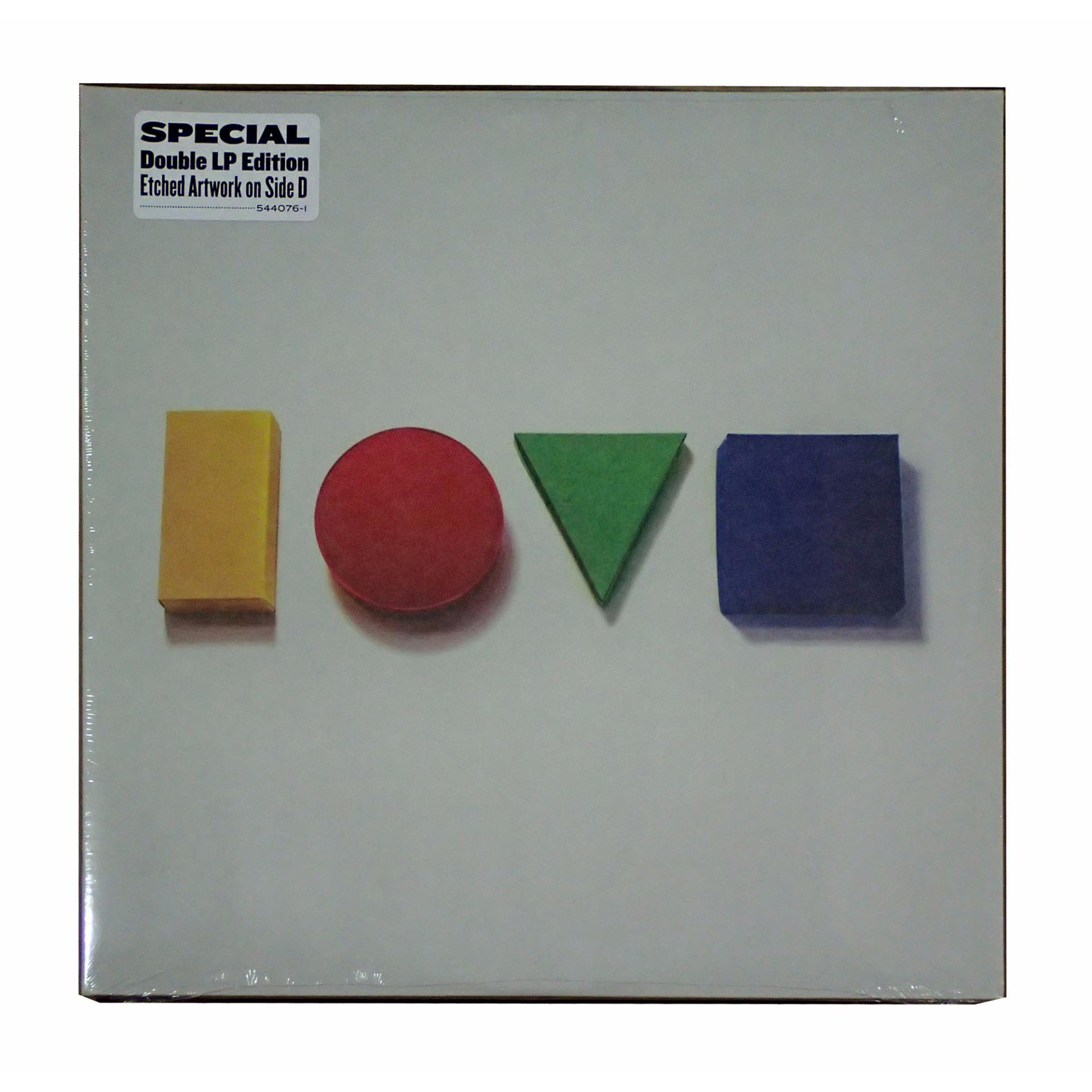 Philippines Love Is A Four Letter Word By Jason Mraz Vinyl Lp New