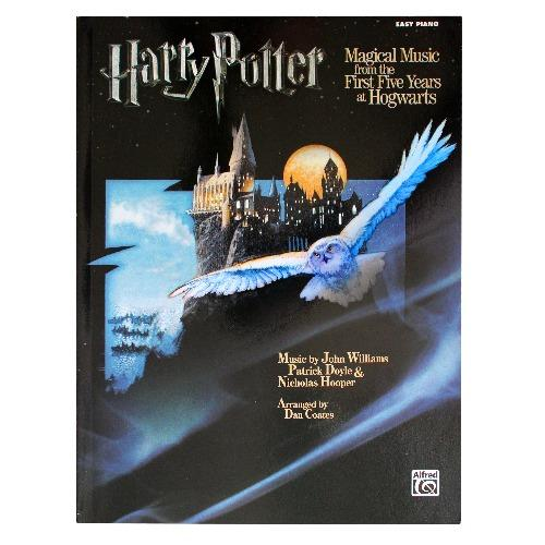 Music Books: Harry Potter: Magical Music from the First Five Yearsat Hogwarts