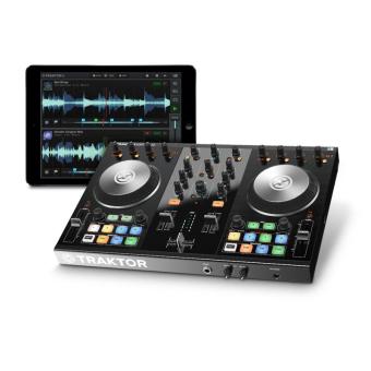 Native Instruments Traktor Kontrol S2 DJ Remix (Black) - picture 2
